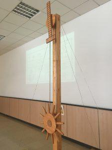 """Exposición """"Agustín de Betancourt"""", ETSICCP, UPM. Archivo IAEA."""