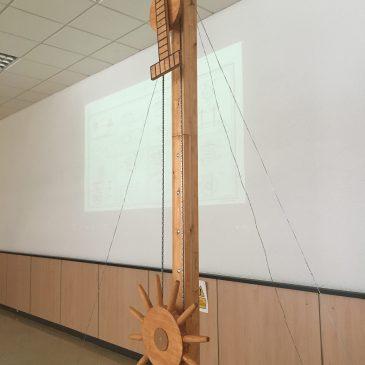 """Exposición """"Agustín de Betancourt"""" (ETSICCP/ UPM) – Madrid"""