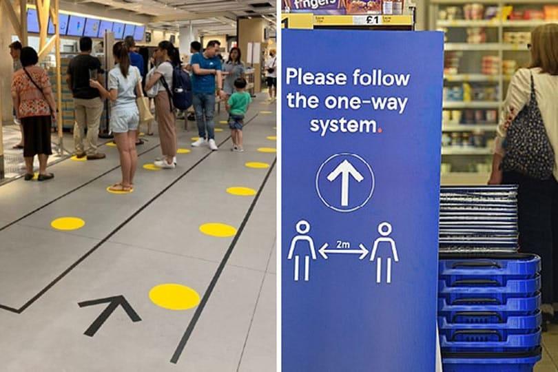 Centres commerciaux Bioseguros Distinctive