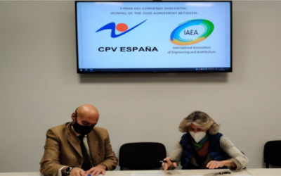 IAEA and CPV ESPAÑA sign a contract for the Evaluation of Risk Prevention Competence