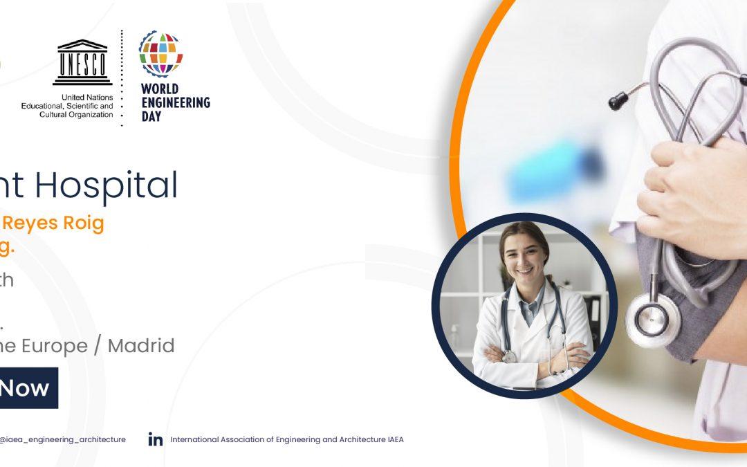 Webinar Hospital Resiliente