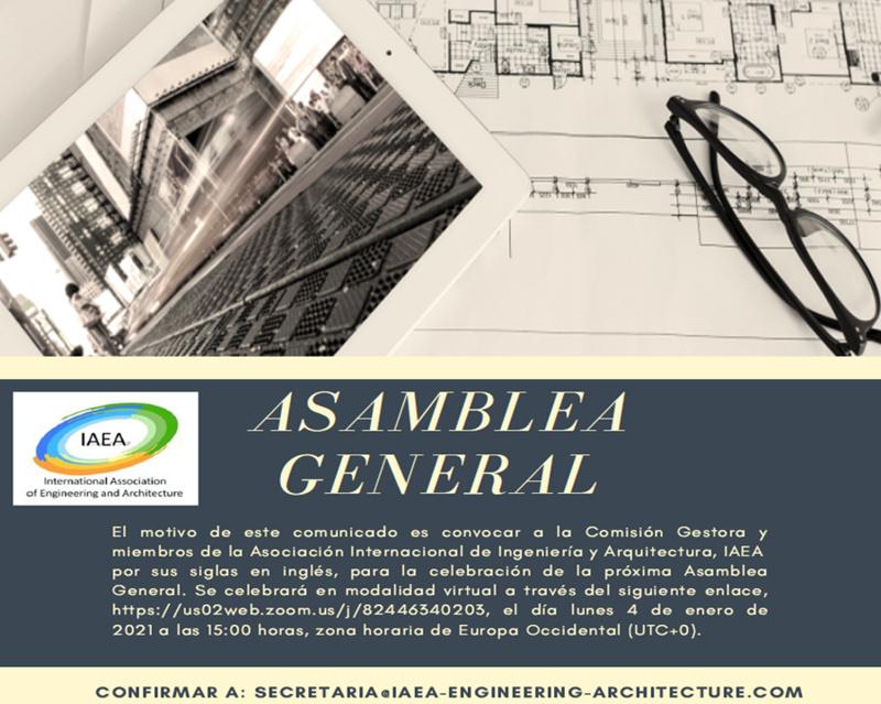 Convocatoria a Asamblea General