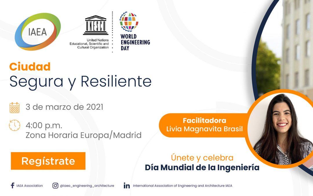 Webinar Ciudad Segura y Resiliente